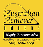 Australian Achiver Awards Winner NPS