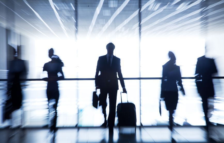 Companies need to think about how they keep their travelling executives and information secure.